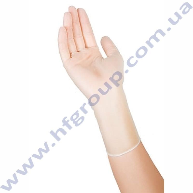 Перчатки Виниловые (L) 1..