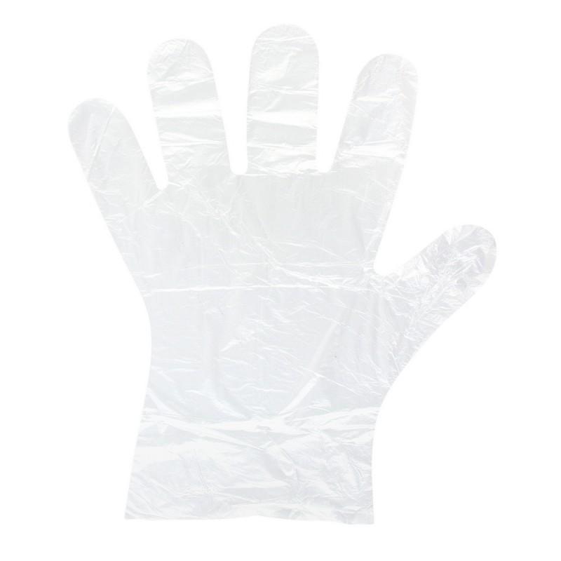 Перчатки РЕ (L) 100 шт